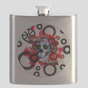 MIND-MECHA-3-INCH-BUTTON Flask