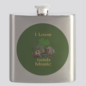 irish-music-3-in-button Flask