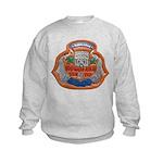 USS HONOLULU Kids Sweatshirt