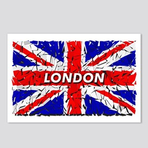 London Shattered Postcards (Package of 8)