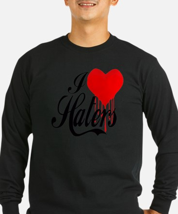 i love haters5 copy T
