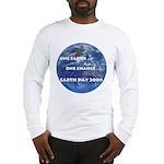 Earth Day 2009 Long Sleeve T-Shirt