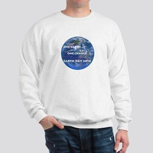 Earth Day 2009 Sweatshirt