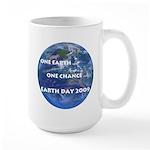 Earth Day 2009 Large Mug