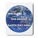 Earth Day 2009 Mousepad