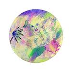 Hidden Fairy Fantasy Art Button
