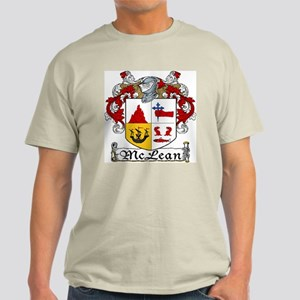 McLean Coat of Arms Light T-Shirt