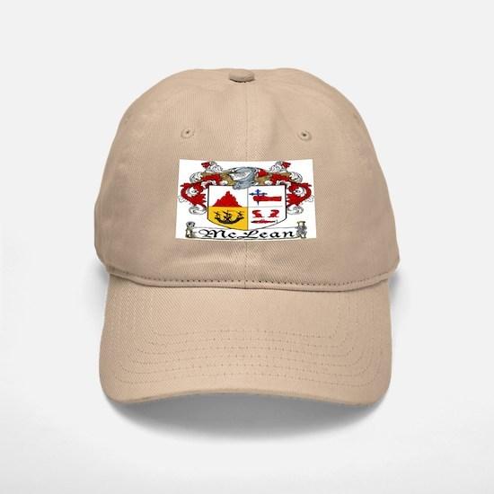 McLean Coat of Arms Baseball Baseball Baseball Cap