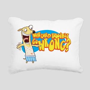 CI_Howie_01 Rectangular Canvas Pillow