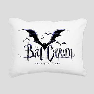 BatCavern_CP Rectangular Canvas Pillow