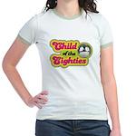 Child of the 80s Jr. Ringer T-Shirt