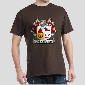 McLean Coat of Arms Dark T-Shirt