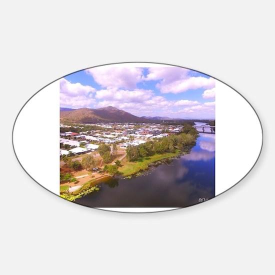 Unique Foto Sticker (Oval)