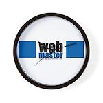 Webmaster Wall Clock