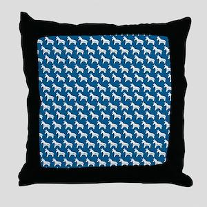 twinduvet - dem Throw Pillow