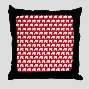 twinduvet - rep Throw Pillow