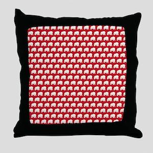 kingduvet - rep Throw Pillow