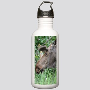 PhoneCase_moose_03 Stainless Water Bottle 1.0L