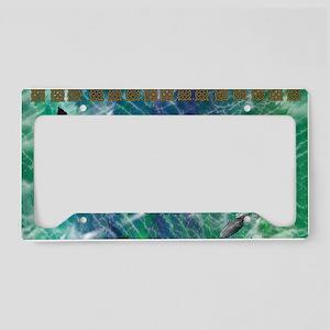 IRISH-SEA-TOILETRY-BAG License Plate Holder