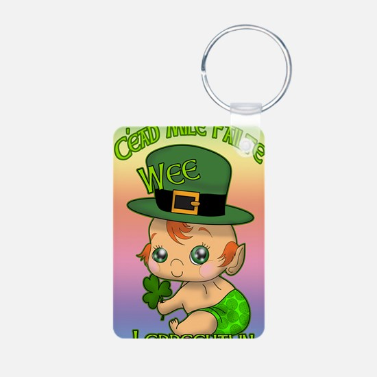 100-THOUSAND-WELCOMES-WEE- Keychains