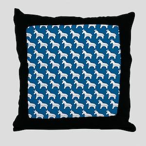 flipflop - dem Throw Pillow