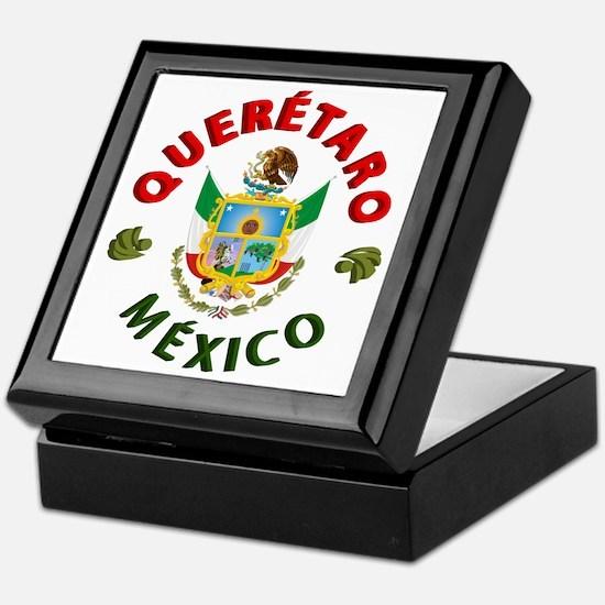 Querétaro Keepsake Box