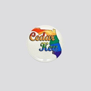 Cedar Key Mini Button