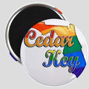 Cedar Key Magnet