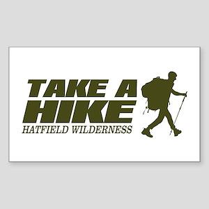Hatfield Wilderness Sticker