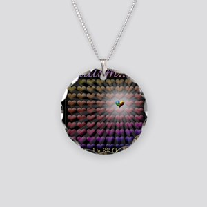 1in88Special-18x28 Necklace Circle Charm