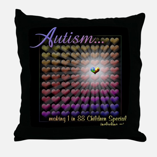 1in88Special-18x28 Throw Pillow