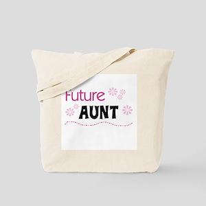 Future Aunt Tote Bag