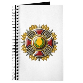 Laurel Grand Cross Journal and Notebook