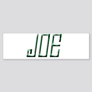 Joe Bumper Sticker