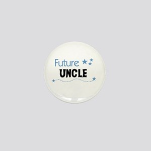 Future Uncle Mini Button
