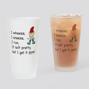 IWheeze2 Drinking Glass
