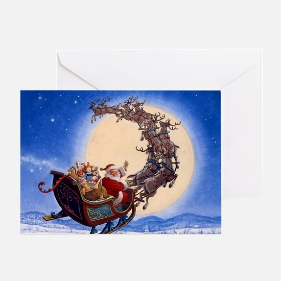 A MERRY CHRISTMAS TO ALL! Greeting Cards