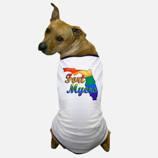 Fort Myers Dog T-Shirt