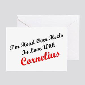 In Love with Cornelius Greeting Cards (Package of