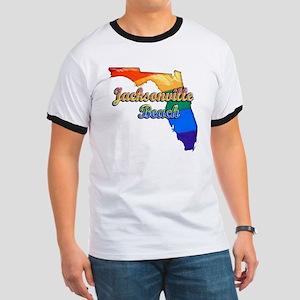Jacksonville Beach Ringer T