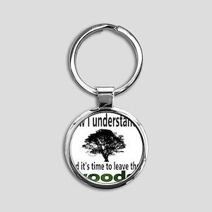 andandor2 Round Keychain