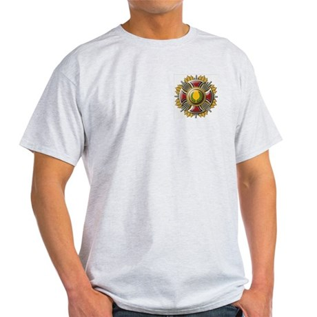 Grand Cross Laurel Ash Grey T-shirt