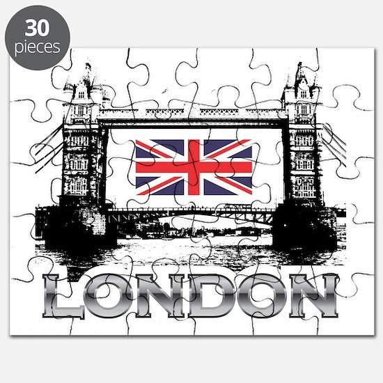 Tower Bridge Puzzle