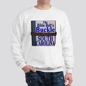 South Carolina Belt Buckle Sweatshirt