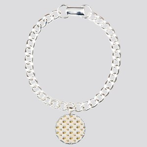 bee22 Charm Bracelet, One Charm