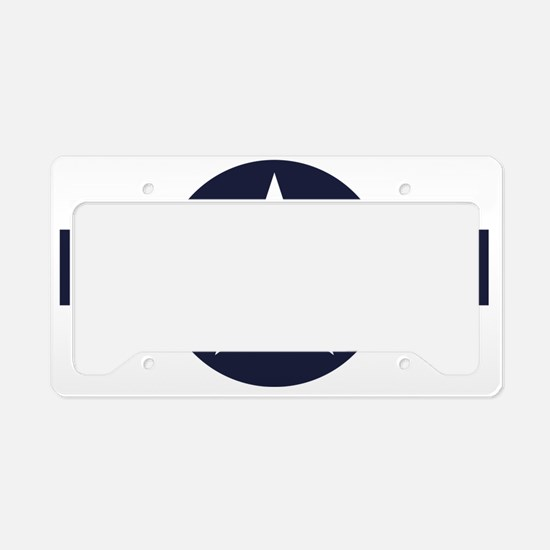 usaf marking License Plate Holder