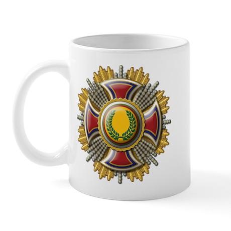 Grand Cross Laurel Mug