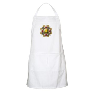 Grand Cross Laurel Apron