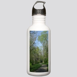 SpringMiamiRiverBikeTr Stainless Water Bottle 1.0L