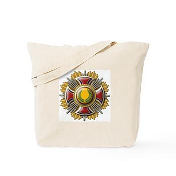 Grand Cross Laurel Tote Bag
